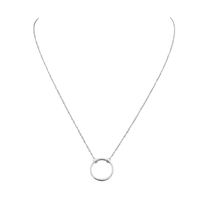 Goddess Collection - Silver Honey Necklace