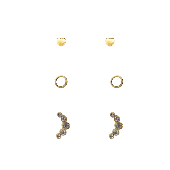 Goddess Collection - Tove Earring Set