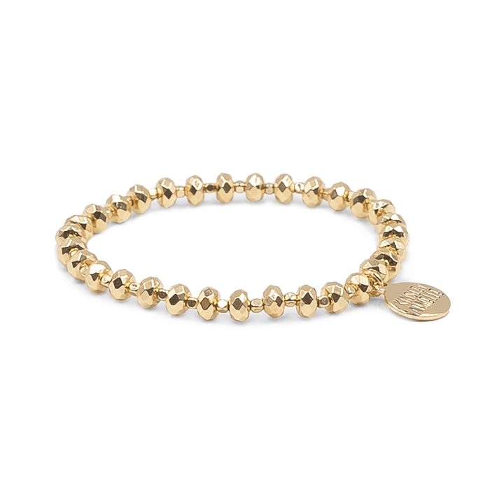 Goddess Collection - Gold Bracelet