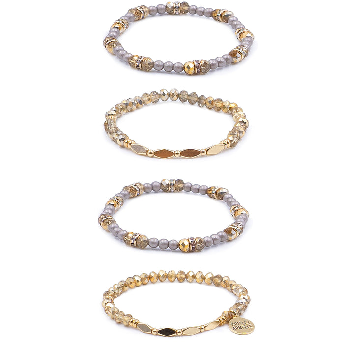 Goddess Collection - Kami Bracelet Set