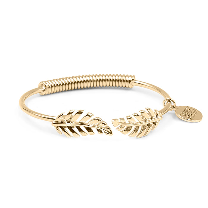 Goddess Collection - Laurel Leaf Bracelet