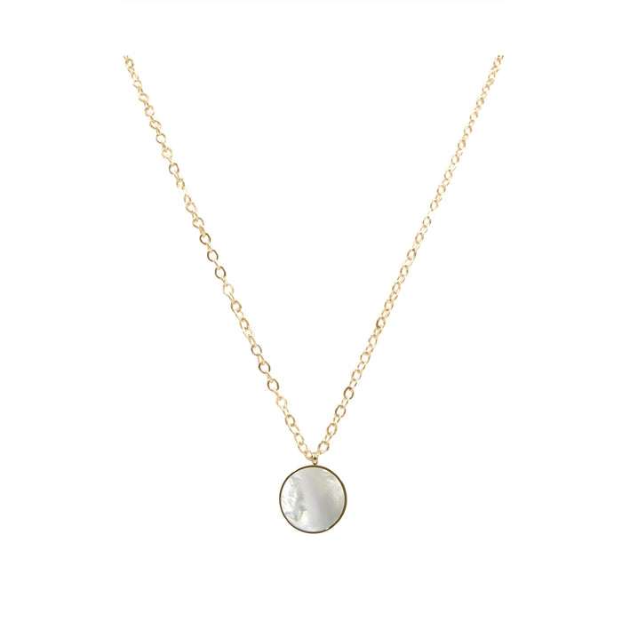 Goddess Collection - Mother of Pearl Necklace