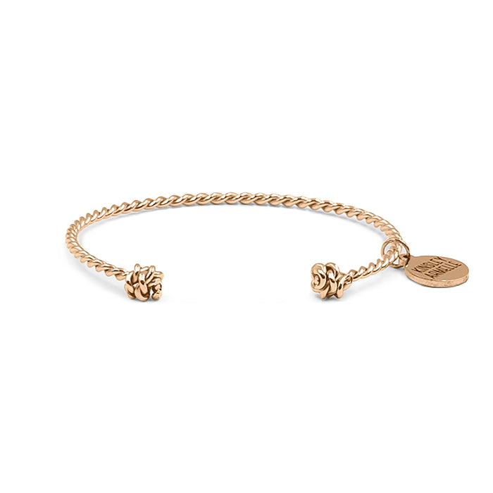 Goddess Collection - Rose Gold Allura Bracelet