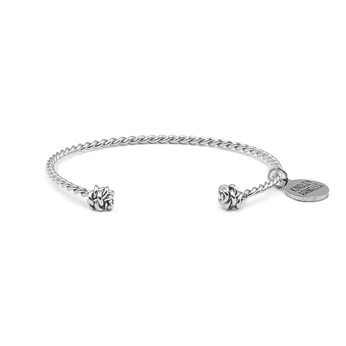 Goddess Collection - Silver Allura Bracelet