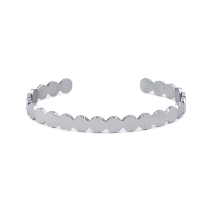 Goddess Collection - Silver Arinna Bracelet