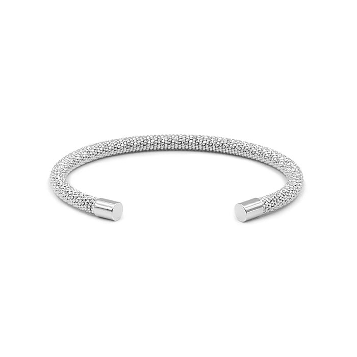 Goddess Collection - Silver Gesa Bracelet