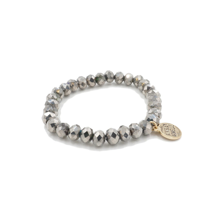 Halo Collection - Sterling Bracelet - Kinsley Armelle