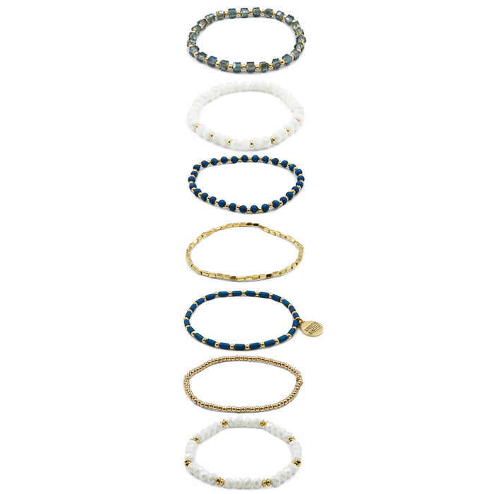Stacked Collection - Harlow Bracelet Set
