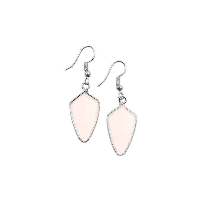 Ivy Collection - Silver Ballet Earrings