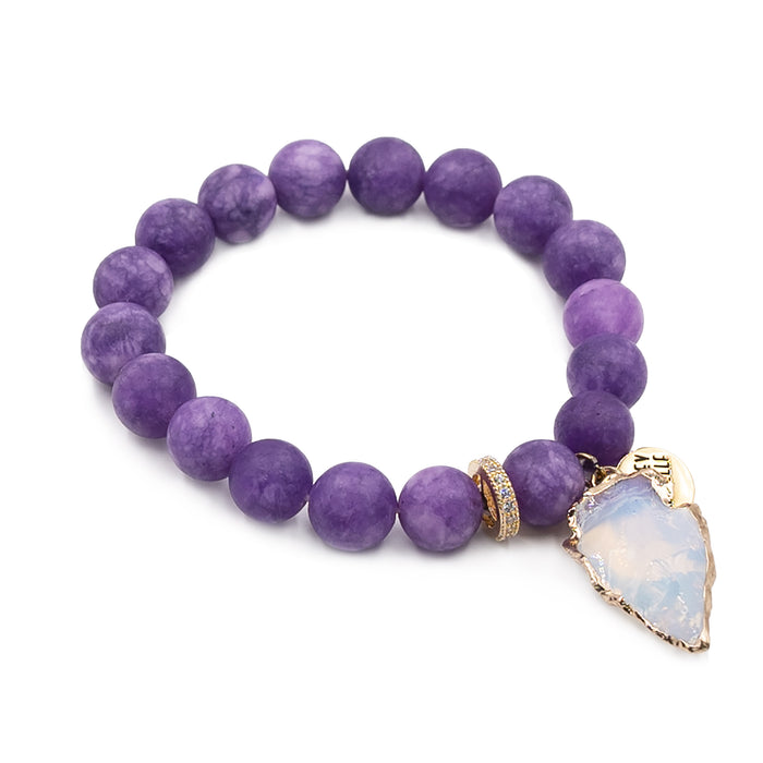 Jasper Collection - Aster Bracelet