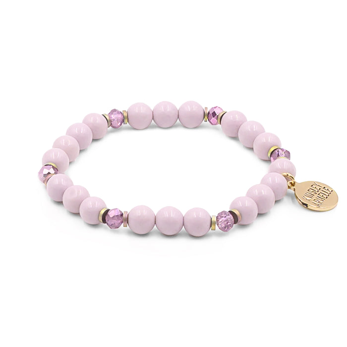 Keystone Collection - Lilac Bracelet