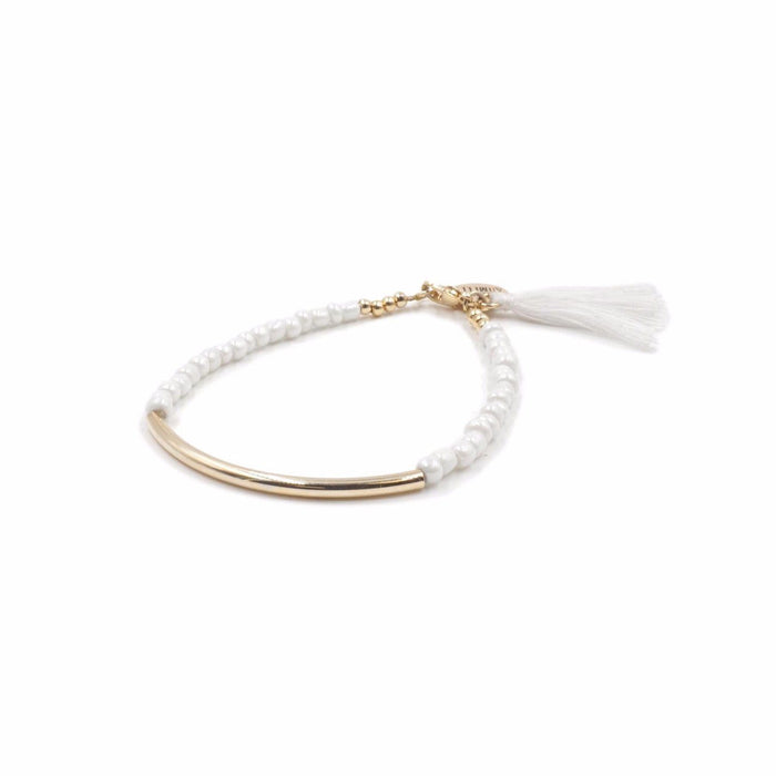 Lacy Collection - Ashen Bracelet - Kinsley Armelle