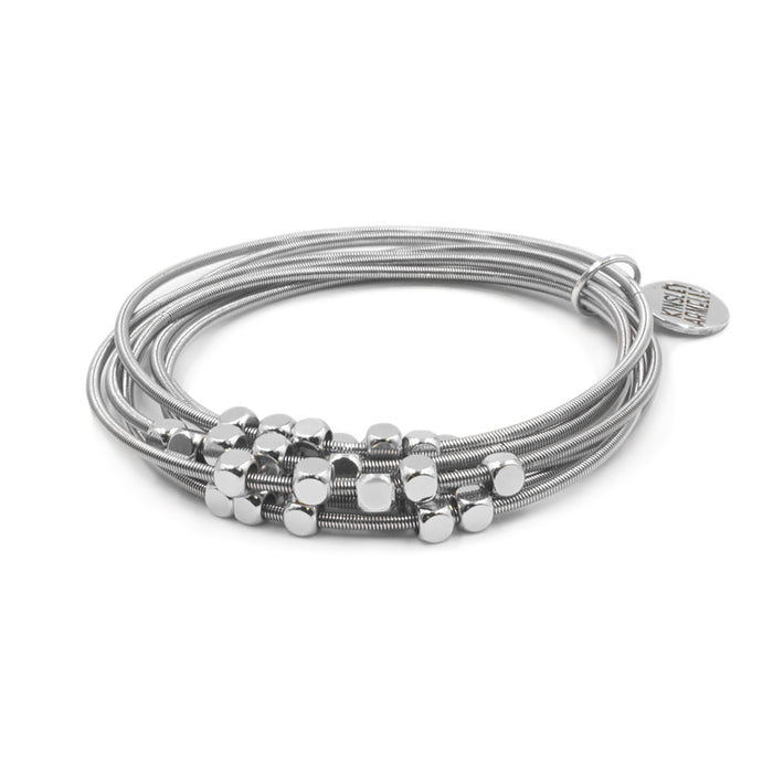 Metallic Collection - Silver Ory Bracelet