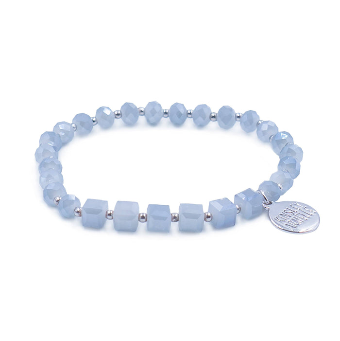 Mezzo Collection - Silver Gwen Bracelet