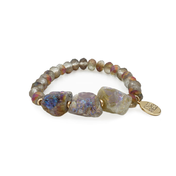 Mineral Collection - Lotus Bracelet