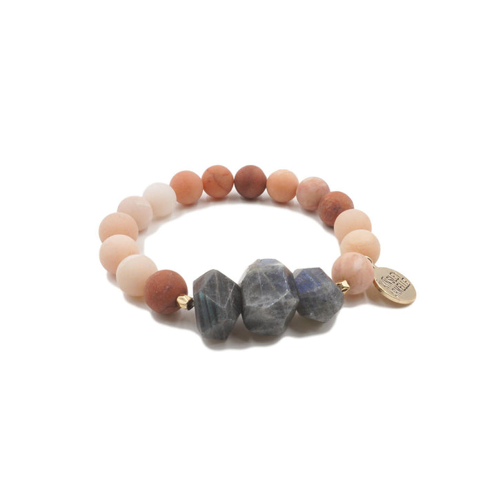 Mineral Collection - Coral Bracelet - Kinsley Armelle