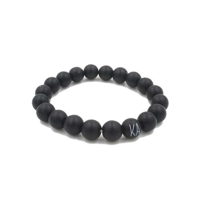 Muze Collection - Coal Bracelet 10mm