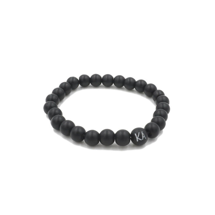 Muze Collection - Coal Bracelet 8mm