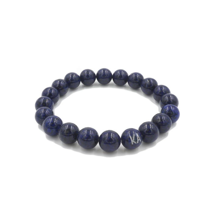 Muze Collection - Indigo Bracelet 10mm