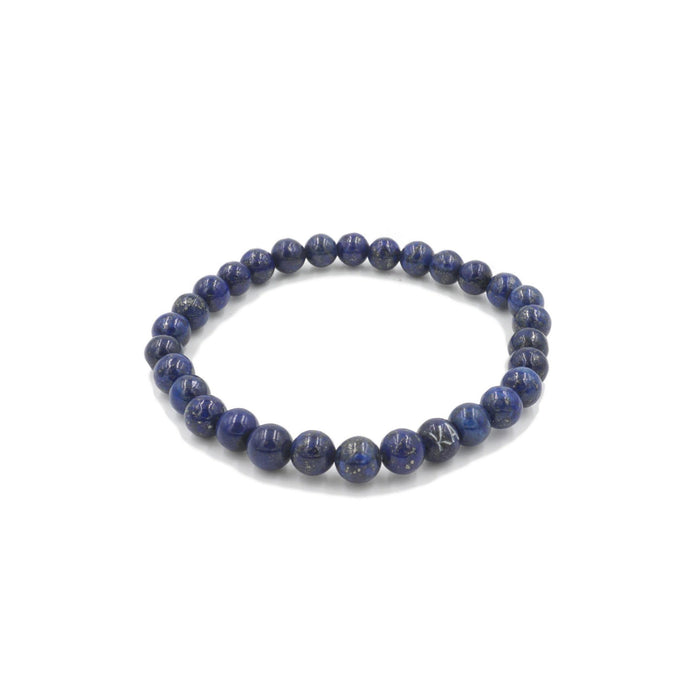 Muze Collection - Indigo Bracelet 6mm