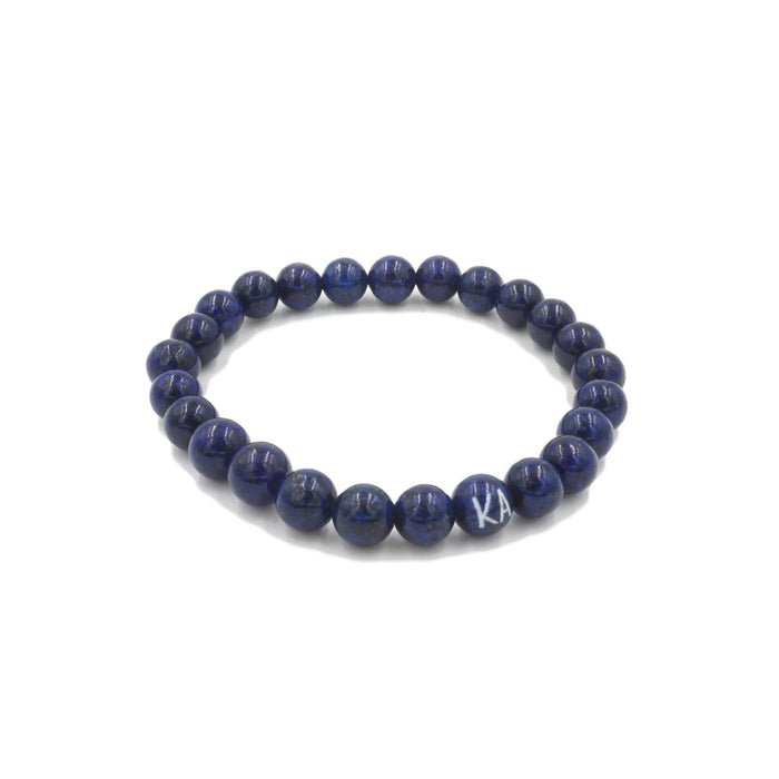 Muze Collection - Indigo Bracelet 8mm