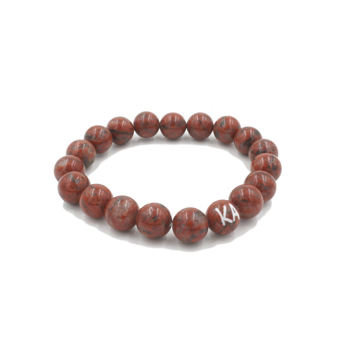 Muze Collection - Jasper Bracelet 10mm