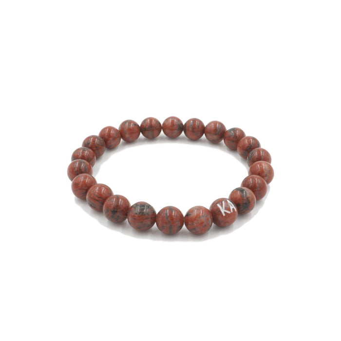 Muze Collection - Jasper Bracelet 8mm