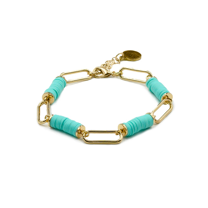 Niya Collection - Mint Bracelet