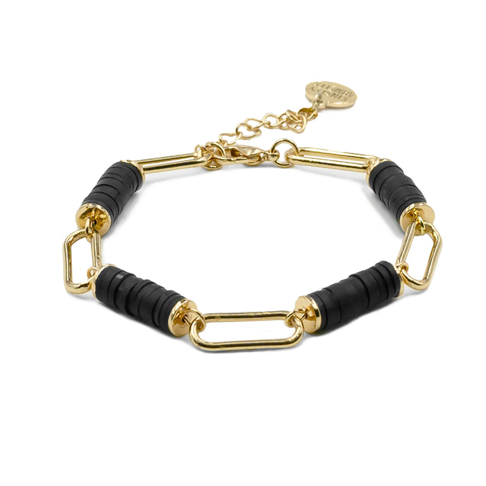 Niya Collection - Raven Bracelet