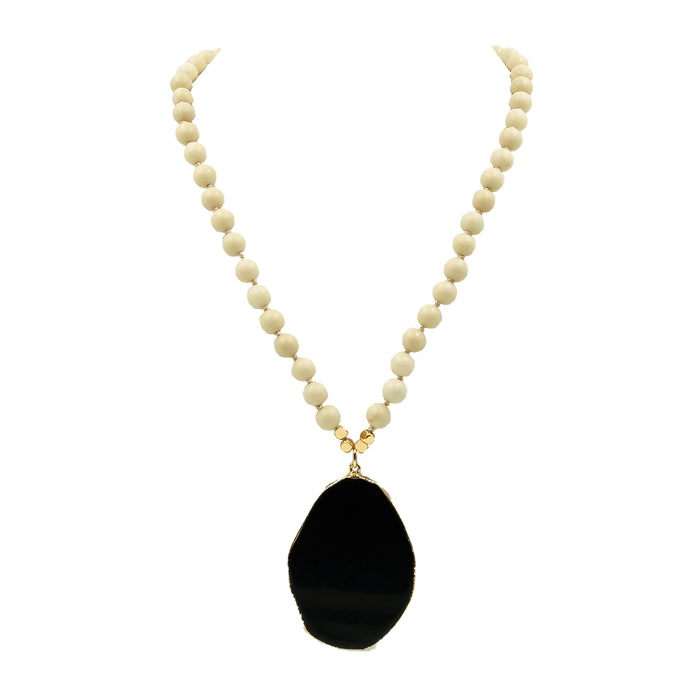 Onyx Collection - Tawny Necklace