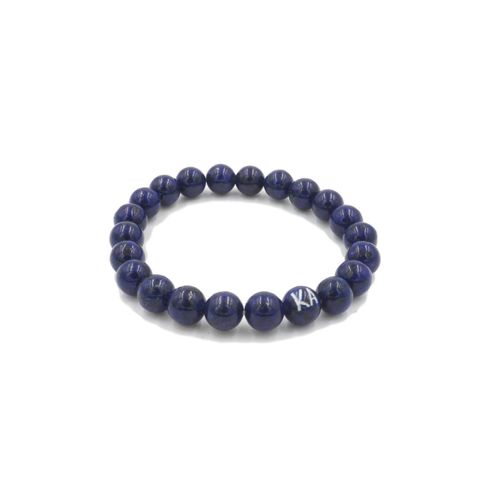 Orbit Collection - Indigo Bracelet 8mm - Kinsley Armelle