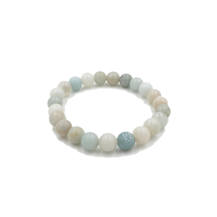 Orbit Collection - Mint Bracelet 8mm - Kinsley Armelle
