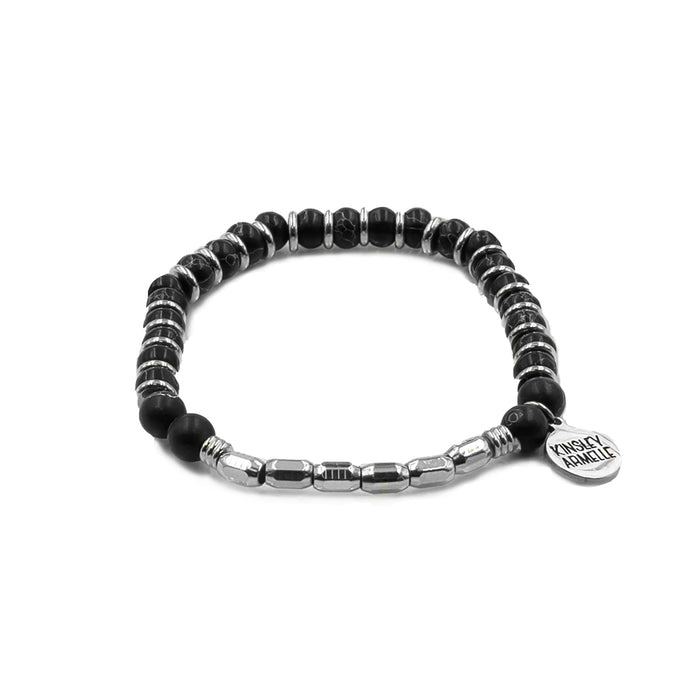 Phoebe Collection - Silver Stella Bracelet