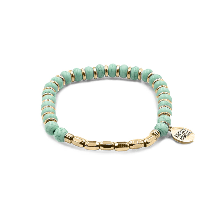 Phoebe Collection - Turquoise Bracelet