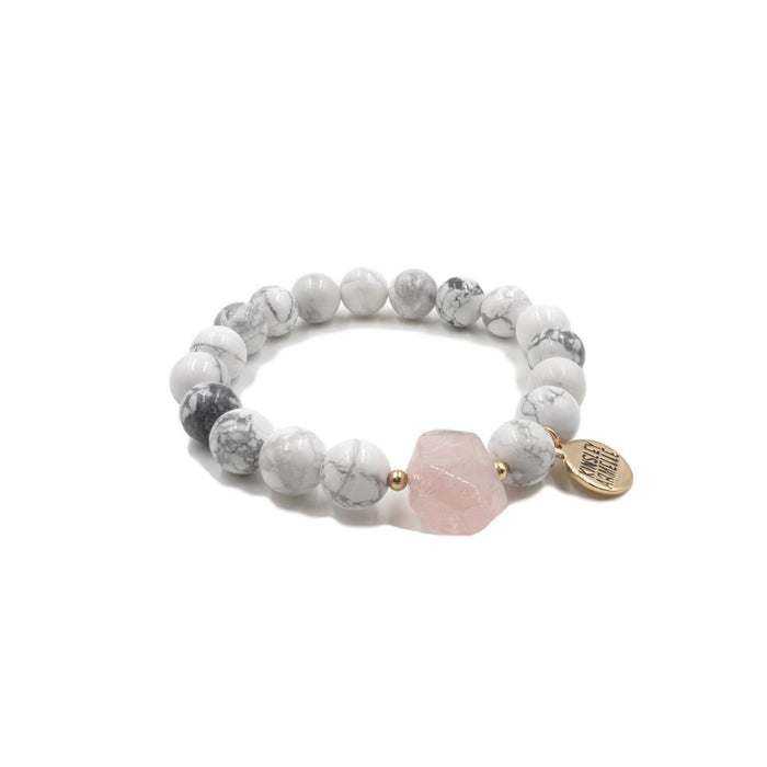 Melbern Collection - Pink Bunny Bracelet - Kinsley Armelle