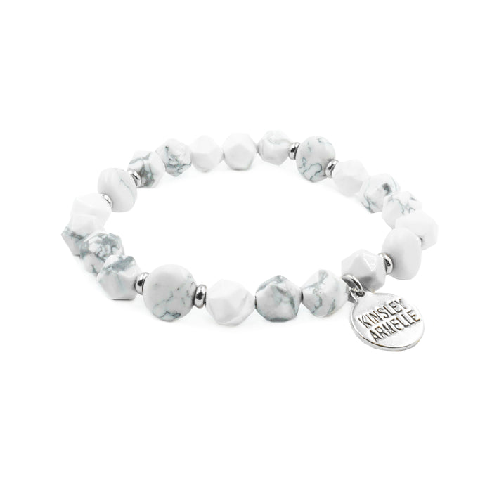 Pixie Collection - Silver Pepper Bracelet
