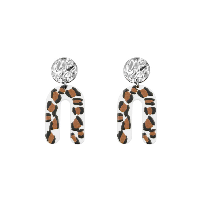 Rayne Collection - Silver Kamilah Earrings