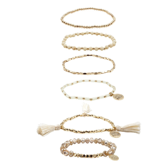 Stacked Collection - Blair Bracelet Set