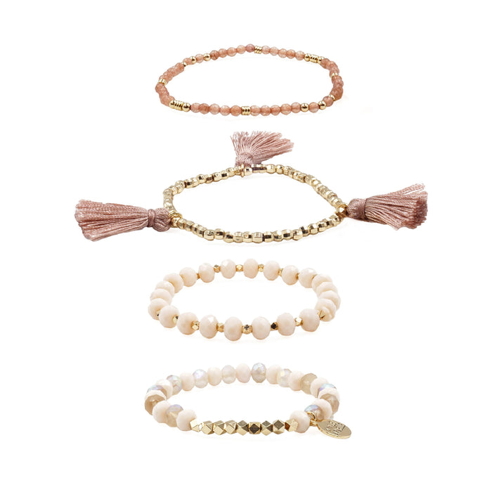 Stacked Collection - Coco Bracelet Set