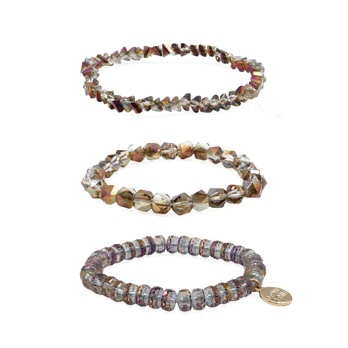 Stacked Collection - Juno Bracelet Set