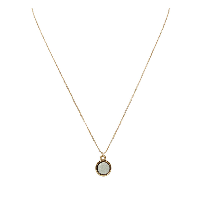 Stone Collection - Pearl Necklace