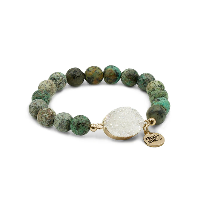 Stone Collection - Tortoise Bracelet