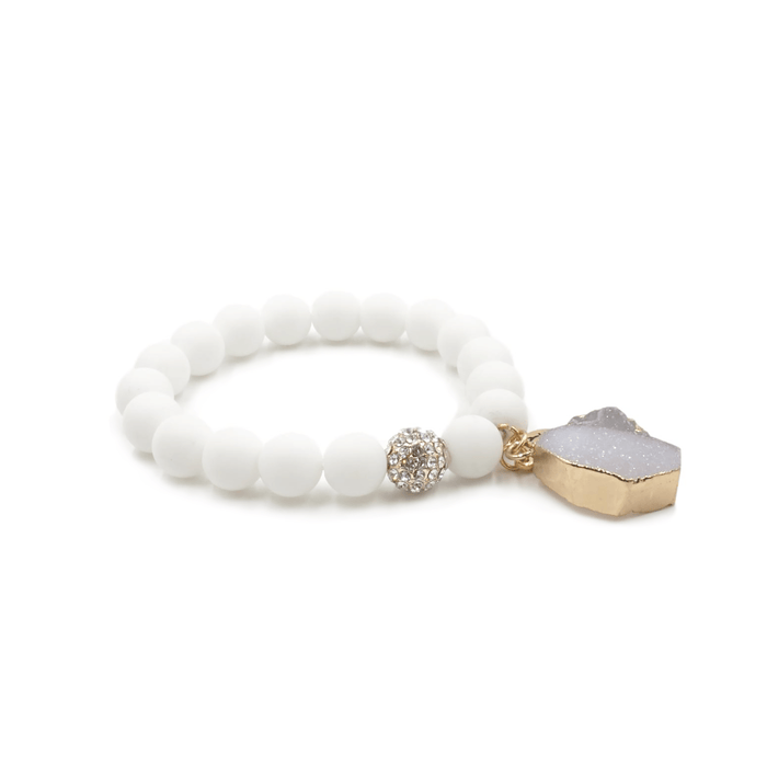 Stone Collection - Ashen Bracelet