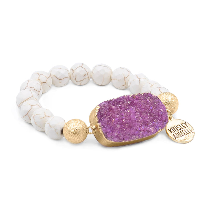 Stone Collection - Blush Bracelet