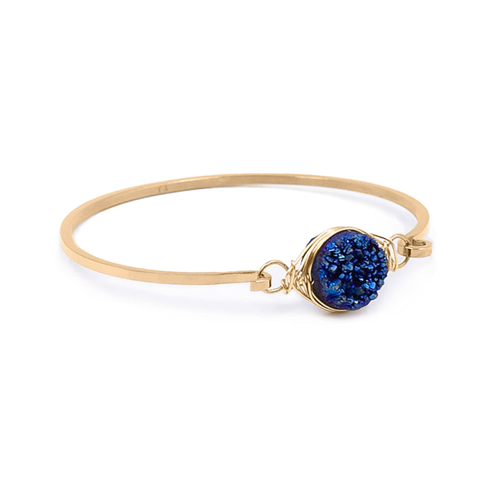Stone Collection - Ondine Blue Bracelet