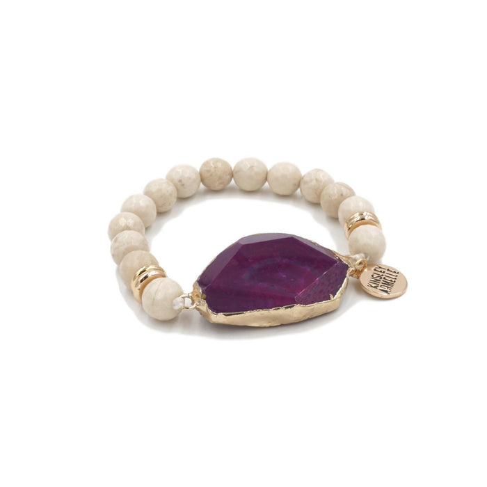 Stone Collection - Royal Bracelet - Kinsley Armelle