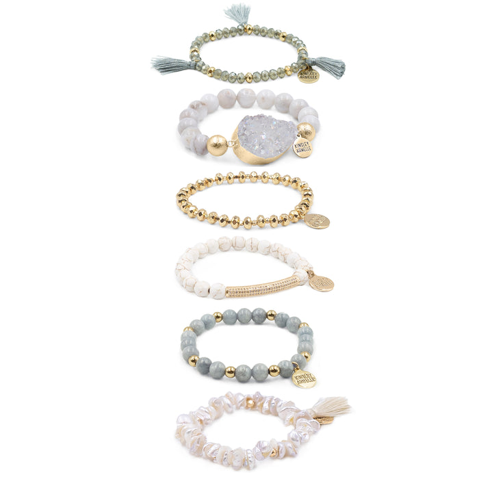 Sweetwater Bracelet Stack