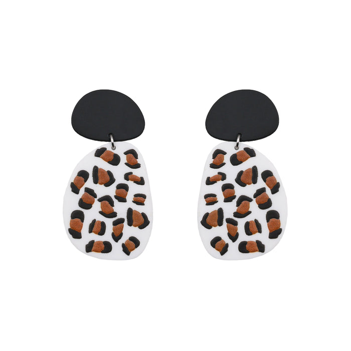 Tango Collection - Silver Kamilah Earrings