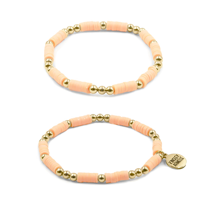 Thora Collection - Sherbet Bracelet Set