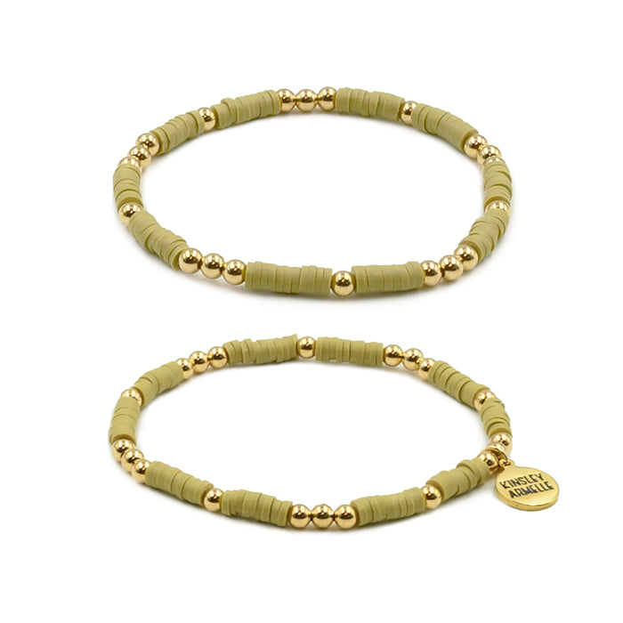 Thora Collection - Sprout Bracelet Set